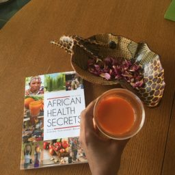 Fortifying Carrot Juice