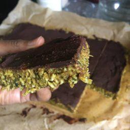 Please Health My Chronic Joint Pain No-bake Bars